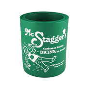 McStagger's Green Can Hugger