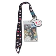 Soul Eater Not! Group Lanyard Key Chain