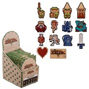 Legend of Zelda Iron-on Patch Random 3-Pack