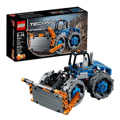 Lego Technic 42071 Dozer Compactor Entertainment Earth