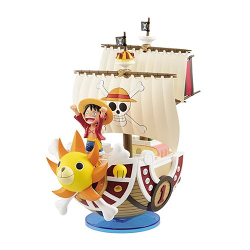 One Piece Thousand Sunny Mega World Collectible Special Statue