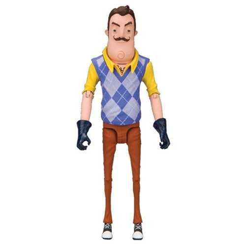 Hello Neighbor The Neighbor Series 1 Action Figure