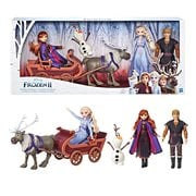 Frozen 2 Sledding Adventures Doll Pack