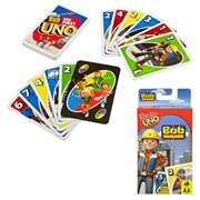 My First Uno Bob The Builder Game