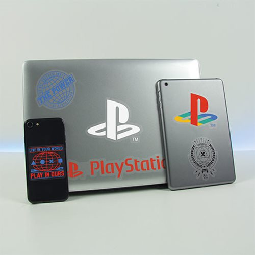PlayStation Gadget Decals Stickers