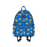 Aggretsuko Multi Pose Print Mini Backpack
