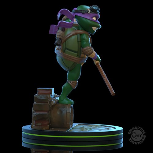 Teenage Mutant Ninja Turtles Donatello Q-Fig