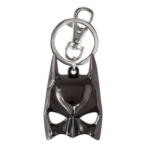 Batman Electroplating Mask Key Chain