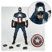 Marvel x ThreeA Captain America Designed by Ashley Wood 1:6 Scale Action Figure