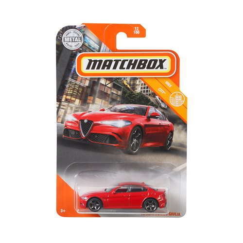 Matchbox Car Collection 2020 Wave 1A Vehicles Case