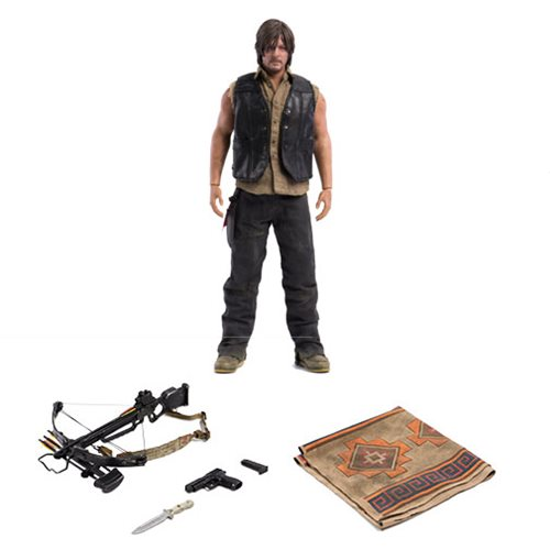 The Walking Dead Daryl Dixon 1:6 Scale Action Figure