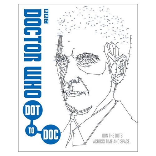 Doctor Who Dot-to-Doc Connect the Dots Book