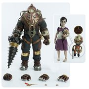 Bioshock 2 Subject Delta and Little Sister 1:6 Scale Deluxe Version Action Figure 2-Pack