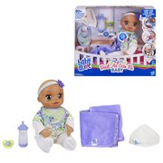 Baby Alive Real As Can Be Baby Doll  - Brown Sculpted Hair