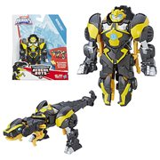 Transformers Rescue Bots Bumblebee Raptor