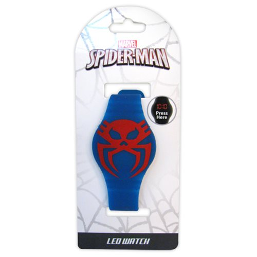 Spider-Man 2099 Symbol LED Watch