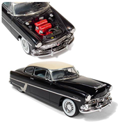 Hudson Hornet 1954 Coupe 1:25 Scale Model Kit
