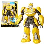 Transformers Bumblebee Movie DJ Bumblebee Action Figure