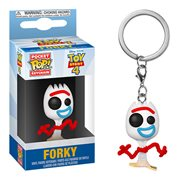 Toy Story 4 Forky Pocket Pop! Key Chain