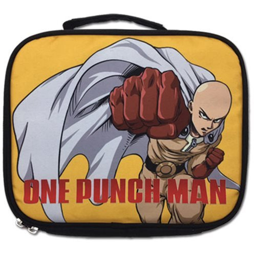 One Punch Man Saitama Punching Lunch Bag