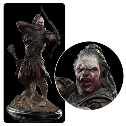 Lord of the Rings Lurtz at Amon Hen Statue