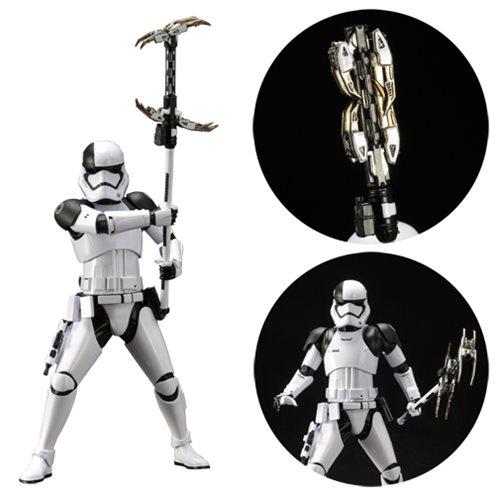 Star Wars: The Last Jedi First Order Stormtrooper Executioner ArtFX+