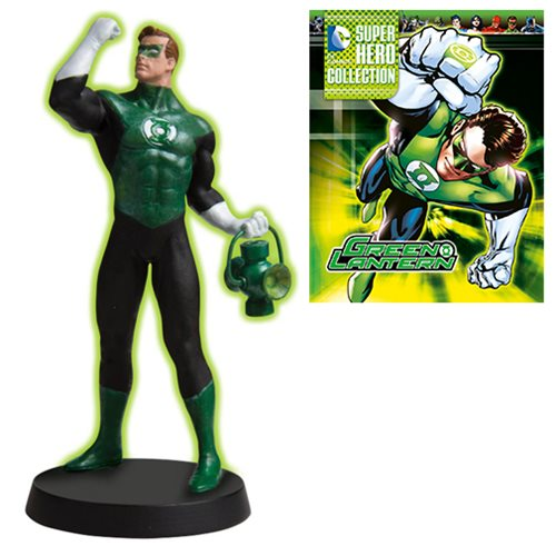 DC Superhero Green Lantern Best of Figure with Magazine #22