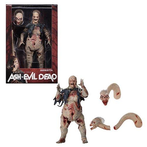 ASH vs EVIL DEAD HENRIETTA 7″ Action Figure NECA
