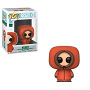 South Park Kenny Pop! Vinyl Figure #16, Not Mint