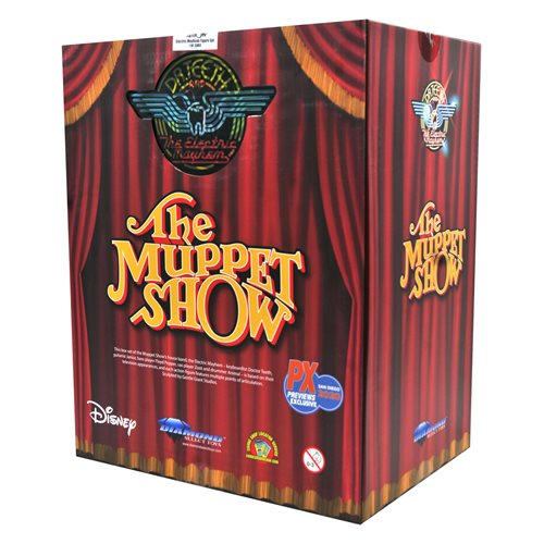 Muppets Electric Mayhem Deluxe Action Figure Box Set - San Diego Comic-Con 2020 Previews Exclusive