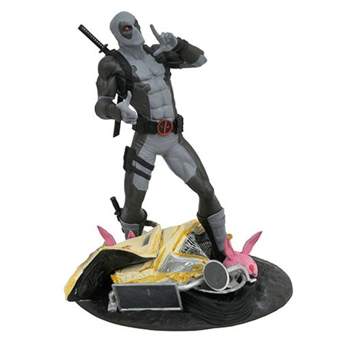 Marvel Gallery X-Force Taco Truck Deadpool Statue - San Diego Comic-Con 2019 Exclusive