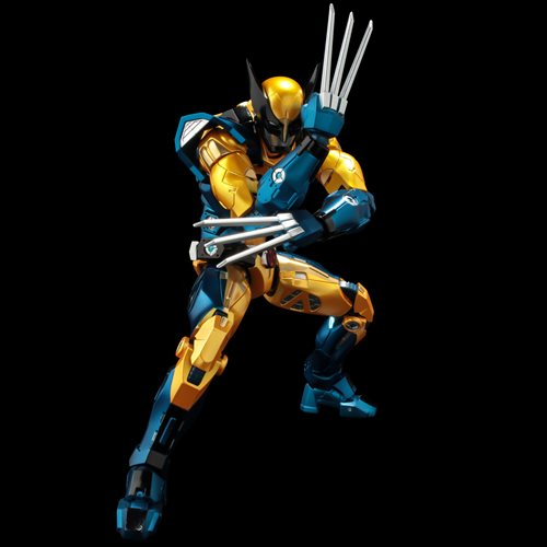 Marvel Wolverine Fighting Armor Action Figure