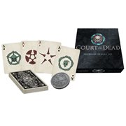 Court of the Dead Premium Playing Cards Set