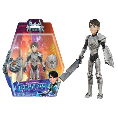 Trollhunters Jim 3 3/4-Inch Action Figure