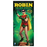 Batman 1966 TV Series Robin 1:8 Scale Model Kit