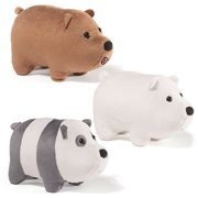 We Bare Bears Mini Plush Set