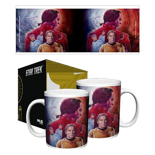 Star Trek Space Seed 11 oz. Mug