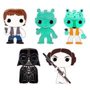 Star Wars Large Enamel Pop! Pin - 1 Random Pin