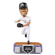 MLB Colorado Rockies Nolan Arenado Stadium Lights Bobble Head