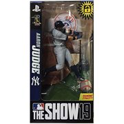 MLB The Show 19 Aaron Judge Yankees Gray Uniform Action Figure