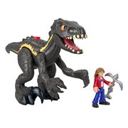 Jurassic World Imaginext Indoraptor and Maisie Set