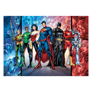 DC Comics Justice League MightyPrint Wall Art