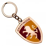 Harry Potter Gryffindor Shield Key Chain