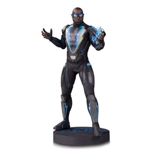 DC TV Black Lightning Statue