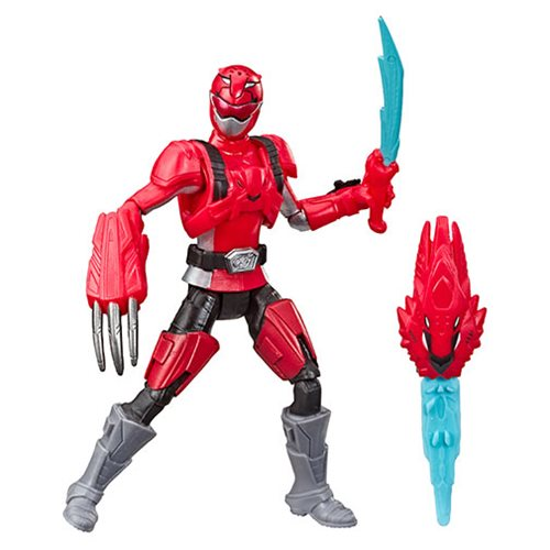 Power Rangers Basic 6-Inch Action Figures Wave 3 Case