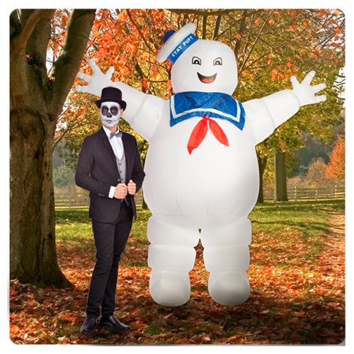 Ghostbusters 8-Foot Inflatable Stay Puft Marshmallow Man