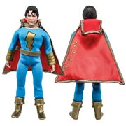 Shazam 8-Inch Retro Series Shazam Jr. Blue and Gold Action Figure