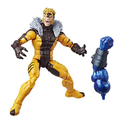 Marvel Select Actionfigur Sabretooth