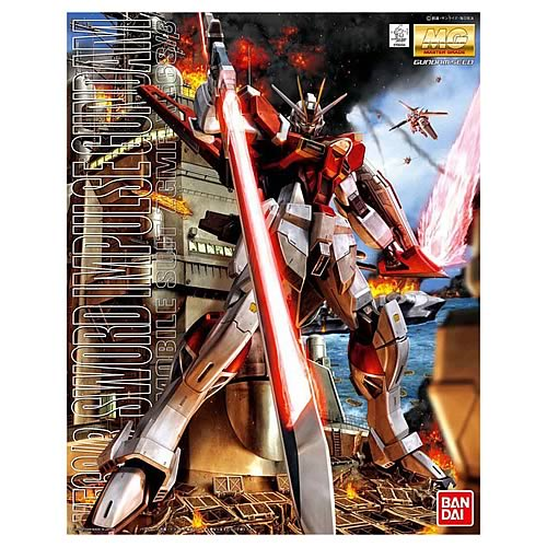 Gundam Seed Destiny Sword Impulse Gundam Model Kit