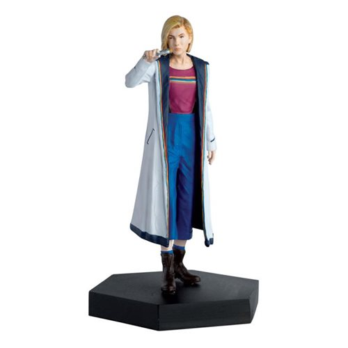 Doctor Who 13th Doctor and 3 Companions Set